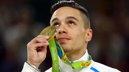 Σε ποιους αφιέρωσε το χρυσό μετάλλιο ο Λευτέρης