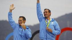 Η συγκινητική ανάρτηση των Ολυμπιονικών Μάντη - Καγιαλή για την Ελλάδα