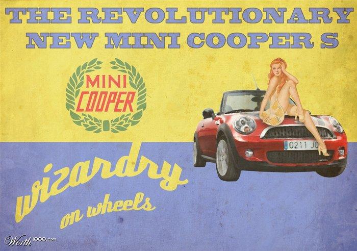Το Μίνι Κούπερ κάνει την επαναστατική εμφάνισή του - εικόνα 2