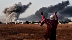 Η τουρκική αεροπορία σκότωσε 25 Κούρδους αντάρτες στη Β. Συρία