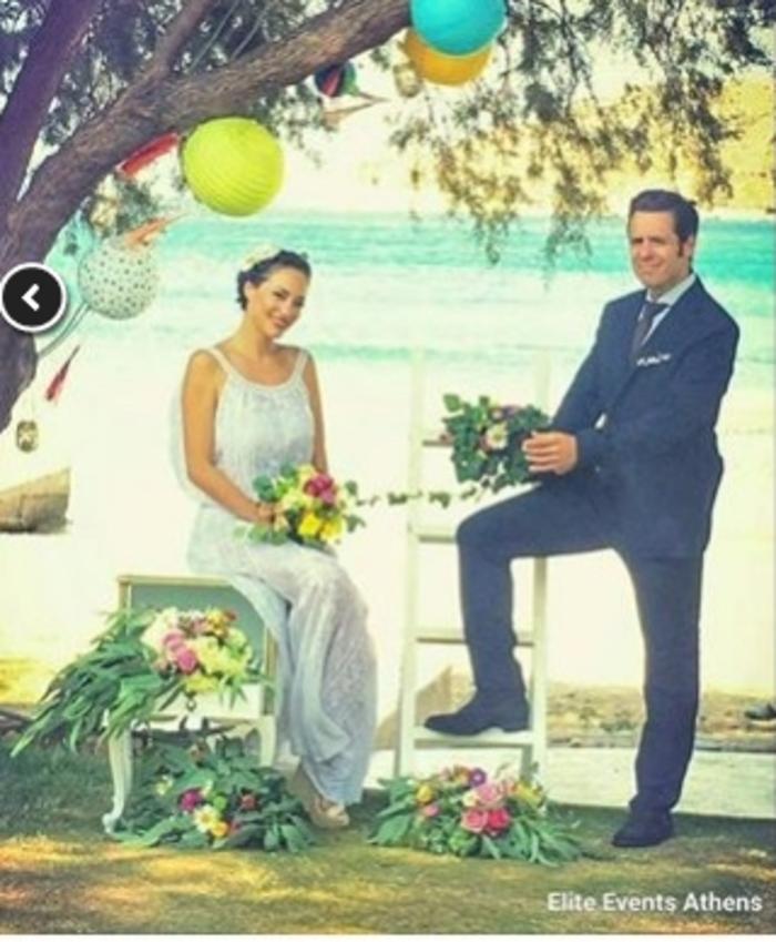 Ο μυστικός... γάμος της Αλεξάνδρας Ούστα [ΦΩΤΟ] - εικόνα 4