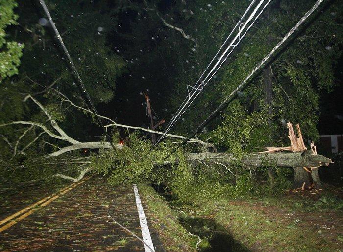 Φονικός τυφώνας στη Φλόριντα, σάρωσε τα πάντα