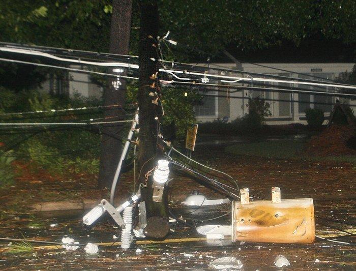 Φονικός τυφώνας στη Φλόριντα, σάρωσε τα πάντα - εικόνα 3
