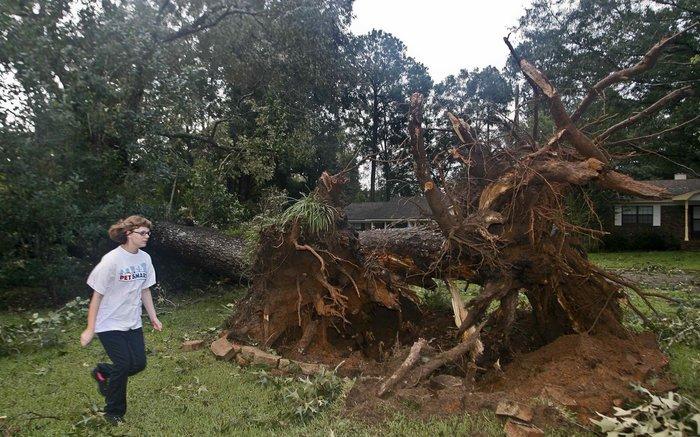 Φονικός τυφώνας στη Φλόριντα, σάρωσε τα πάντα - εικόνα 4