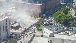 Κατέρρευσε γερανός στο Τελ Αβίβ, 2 νεκροί - 24 τραυματίες
