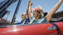 Οι ηλικιωμένοι ΔΕΝ είναι πιο επικίνδυνοι οδηγοί από τους νέους