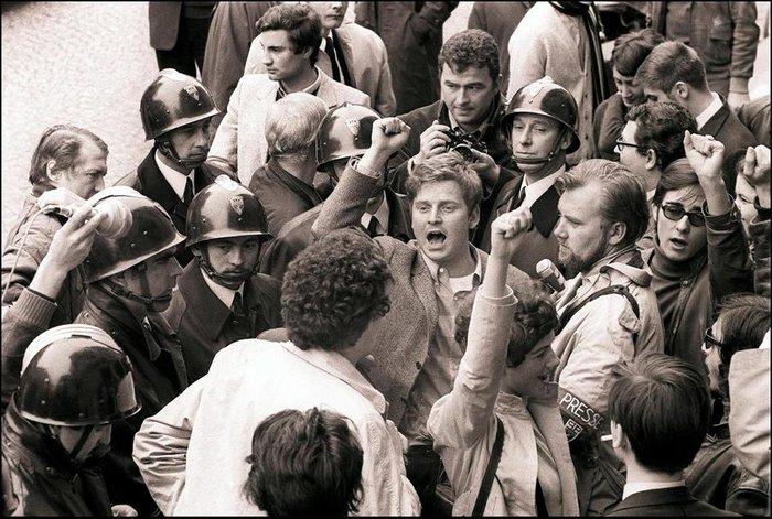 """Ο """"κόκκινος Ντάνι του Μάη"""" του '68 θέλει νέα επανάσταση"""