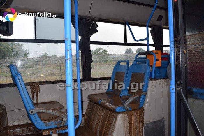 Πώς βούλιαξε το λεωφορείο στη Θεσσαλονίκη, τι λέει ο οδηγός