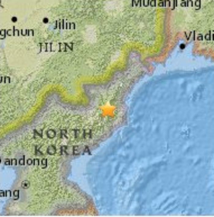 Συναγερμός από την πυρηνική δοκιμή στην Βόρεια Κορέα - εικόνα 2