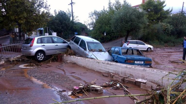Αποτέλεσμα εικόνας για πρόσφατες πλημμύρες που έπληξαν περιοχές της Μεσσηνίας
