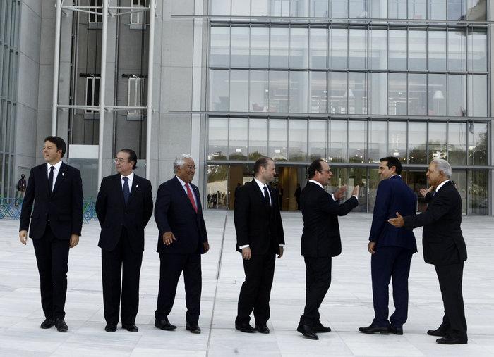 Στο Κέντρο Πολιτισμού Στ. Νιάρχος οι ηγέτες του Νότου δείτε φωτό - εικόνα 2