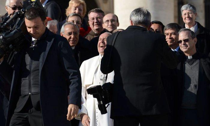 Ο ρηξικέλευθος - στις δηλώσεις του τουλάχιστον - Πάπας Φραγκίσκος