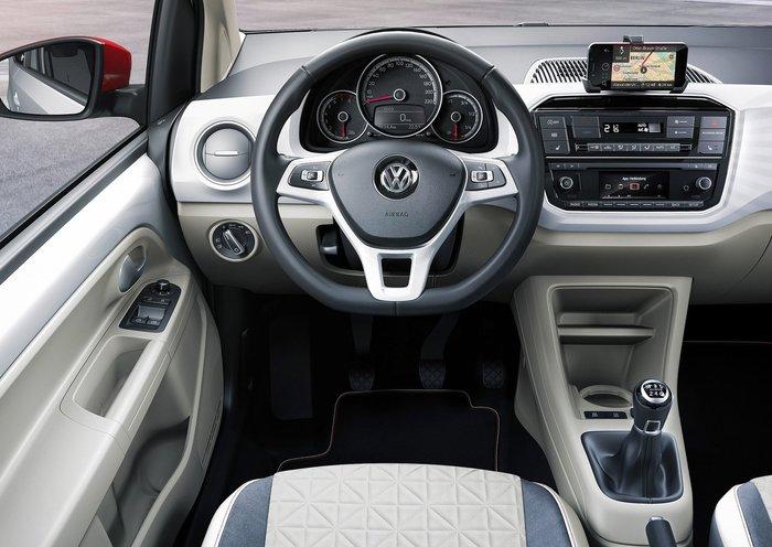 Νέο VW up!: Πιο όμορφο, πιο μεγάλο, πιο οικονομικό