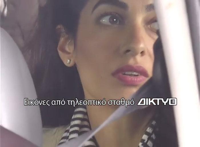 Καρέ - καρέ η επίσκεψη της Αμάλ Κλούνεϊ στην Ελλάδα - εικόνα 3