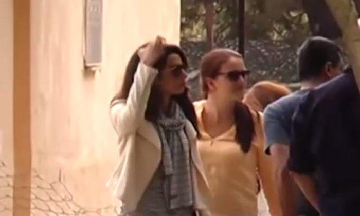Καρέ - καρέ η επίσκεψη της Αμάλ Κλούνεϊ στην Ελλάδα - εικόνα 5