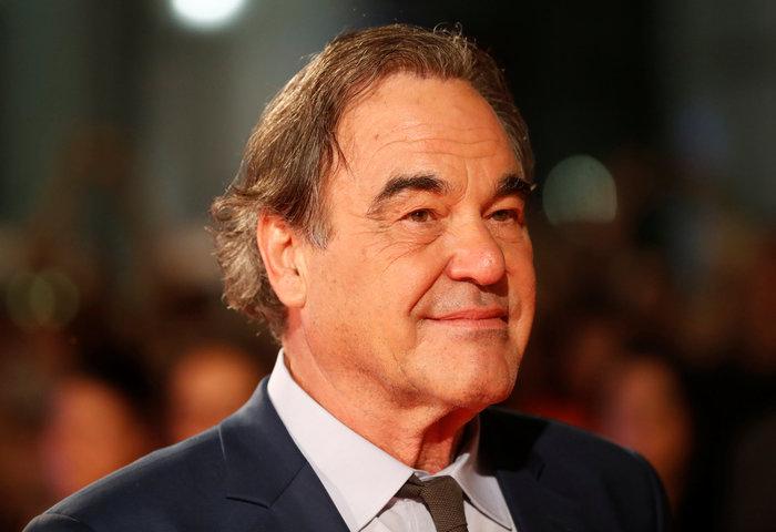 Ο σκηνοθέτης Όλιβερ Στόουν