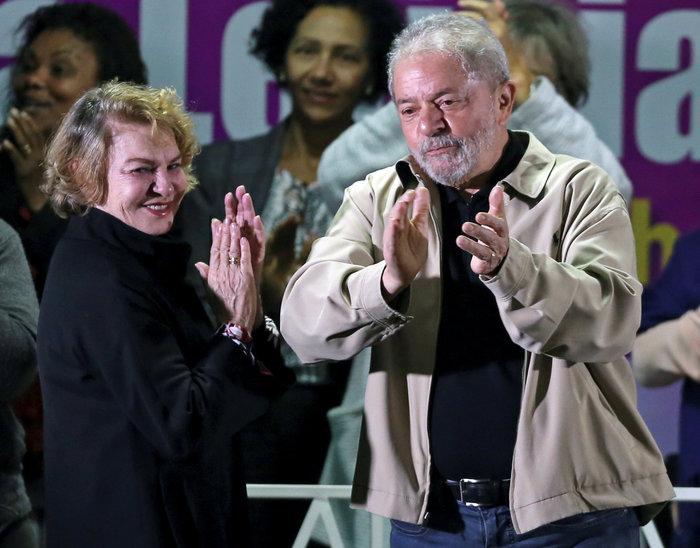 Σε δίκη προσάγονται ο Λούλα και η γυναίκα του για διαφθορά