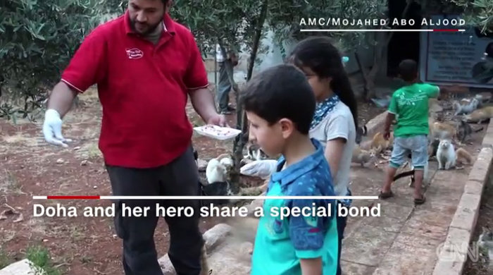 To σπαρακτικό βίντεο της 10χρονης Ντόχα από το Χαλέπι - εικόνα 7
