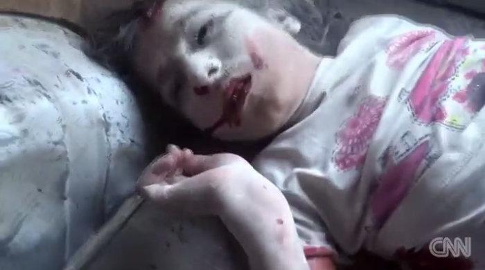 To σπαρακτικό βίντεο της 10χρονης Ντόχα από το Χαλέπι - εικόνα 4