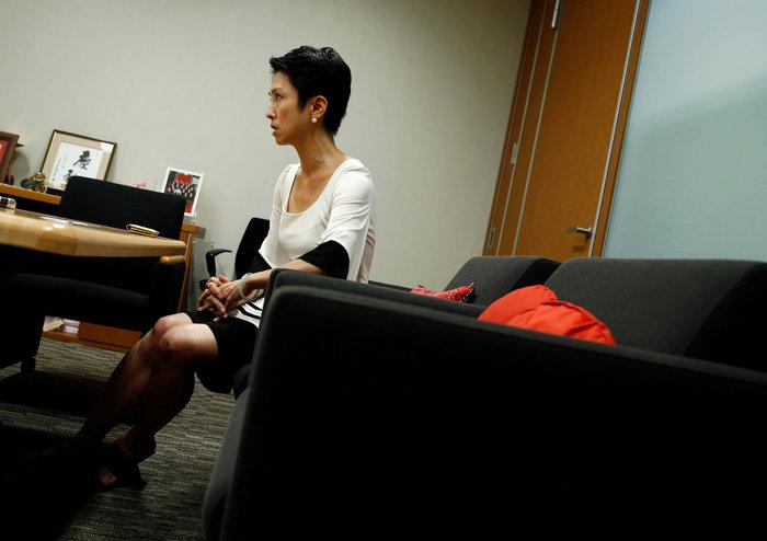 Ρένχο Μουράτα: Ενα πρώην μοντέλο στο τιμόνι της ιαπωνικής αντιπολίτευσης - εικόνα 6