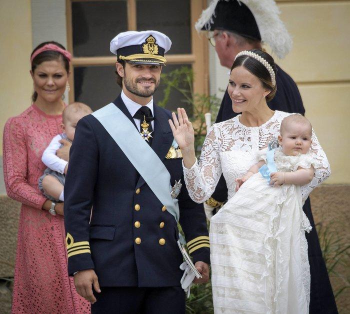 Γεννητούρια στο παλάτι: Ο γοητευτικός Καρλ Φιλίπ απέκτησε δεύτερο διάδοχο - εικόνα 7