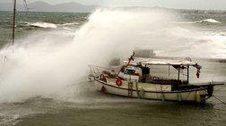 Εκτακτο δελτίο επιδείνωσης: Καταιγίδες & ισχυροί άνεμοι