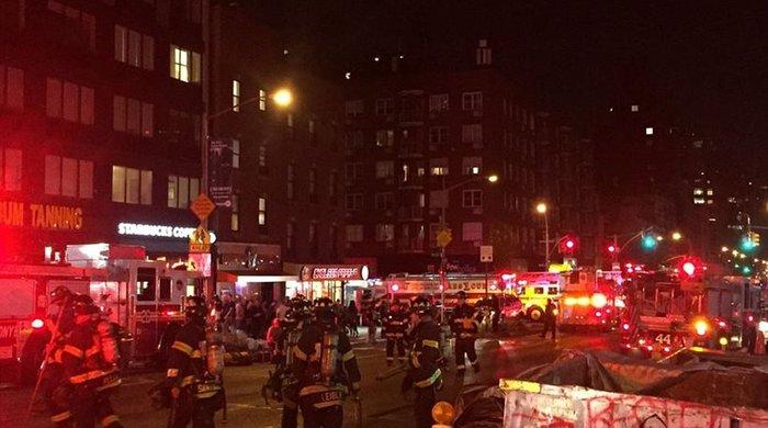 Δεν «βλέπουν» διεθνή τρομοκρατία πίσω από την έκρηξη οι αρχές της Ν. Υόρκης - εικόνα 4