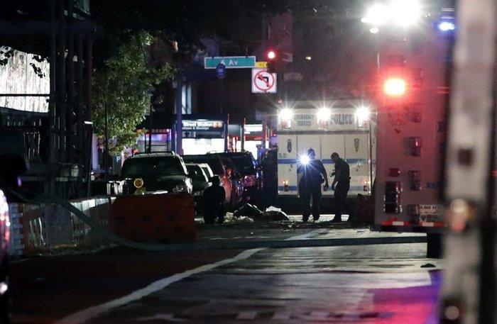 Δεν «βλέπουν» διεθνή τρομοκρατία πίσω από την έκρηξη οι αρχές της Ν. Υόρκης - εικόνα 5
