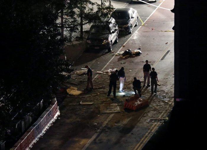 Δεν «βλέπουν» διεθνή τρομοκρατία πίσω από την έκρηξη οι αρχές της Ν. Υόρκης - εικόνα 7