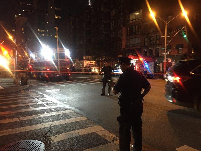 Καρέ καρέ η νύχτα τρόμου στην Νέα Υόρκη [Εικόνες]