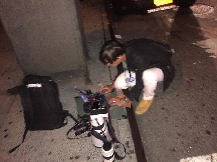 Καρέ καρέ η νύχτα τρόμου στην Νέα Υόρκη [Εικόνες] - εικόνα 2