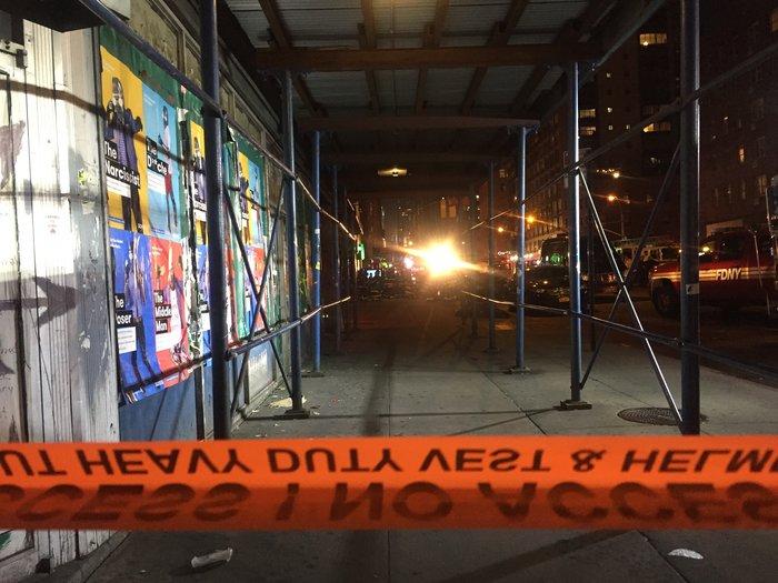 Καρέ καρέ η νύχτα τρόμου στην Νέα Υόρκη [Εικόνες] - εικόνα 4