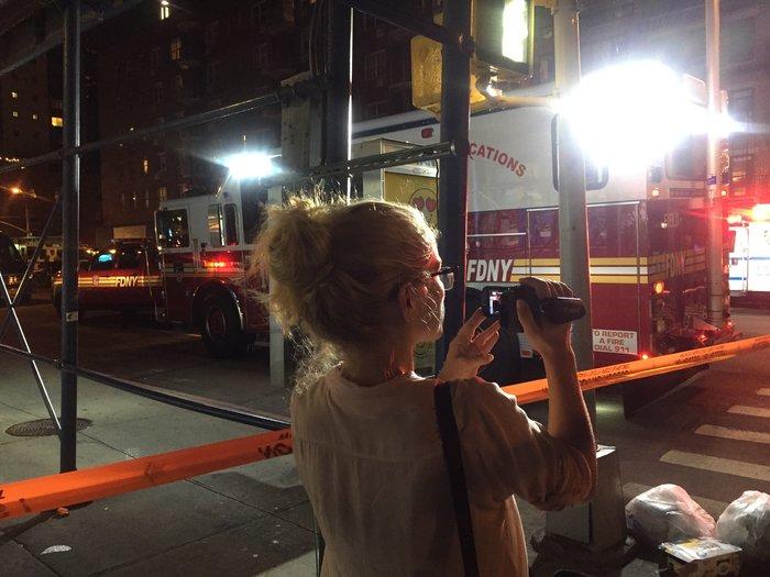 Καρέ καρέ η νύχτα τρόμου στην Νέα Υόρκη [Εικόνες] - εικόνα 5