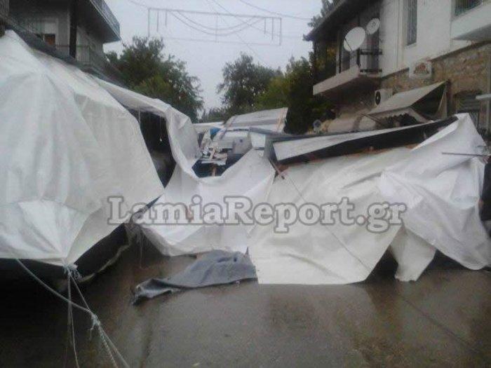 Μεγάλες καταστροφές από το νέο κύμα κακοκαιρίας - εικόνα 3
