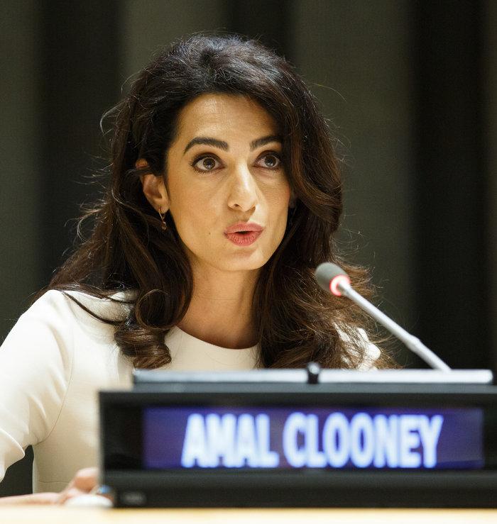 Η πανέμορφη Αμάλ Κλούνεϊ έδωσε ελπίδα σε χιλιάδες γυναίκες - εικόνα 3