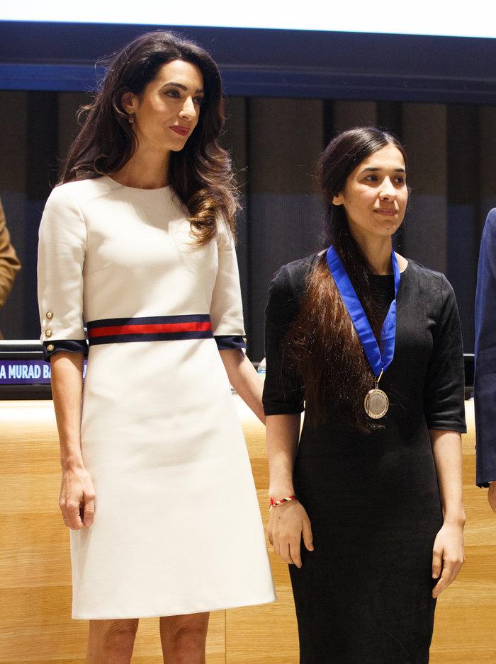 Η πανέμορφη Αμάλ Κλούνεϊ έδωσε ελπίδα σε χιλιάδες γυναίκες - εικόνα 5