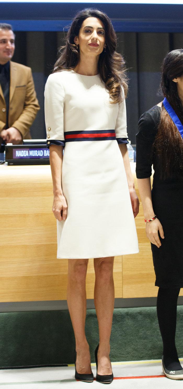 Η πανέμορφη Αμάλ Κλούνεϊ έδωσε ελπίδα σε χιλιάδες γυναίκες - εικόνα 6