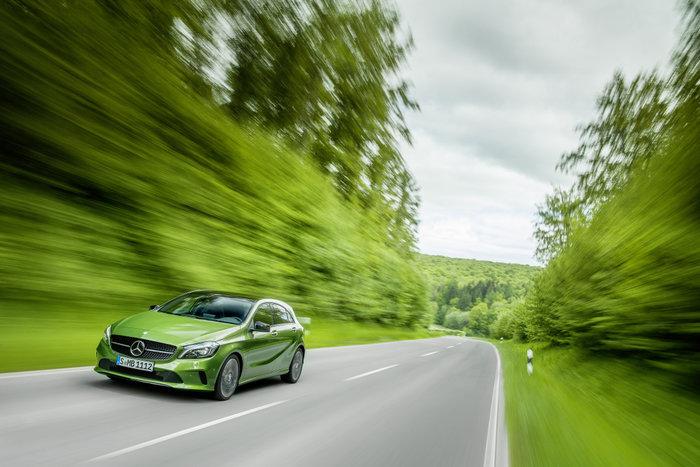 Mercedes-Benz A Class FL 180D: Just Gliding - εικόνα 5
