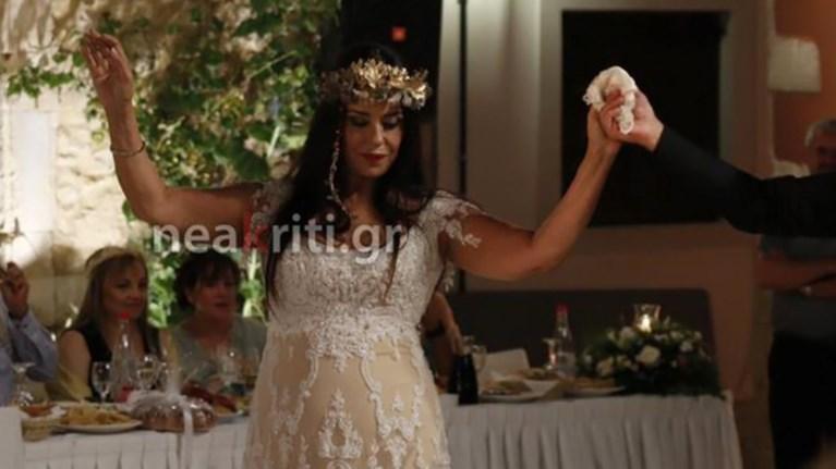 1acd2ae054c5 Η Μαρία Τζομπανάκη μιλά για πρώτη φορά για τον υπέροχο γάμο της ...
