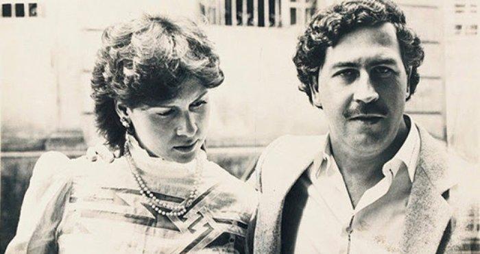Πάμπλο και Μαρία Βιτόρια Ενάο Εσκομπάρ