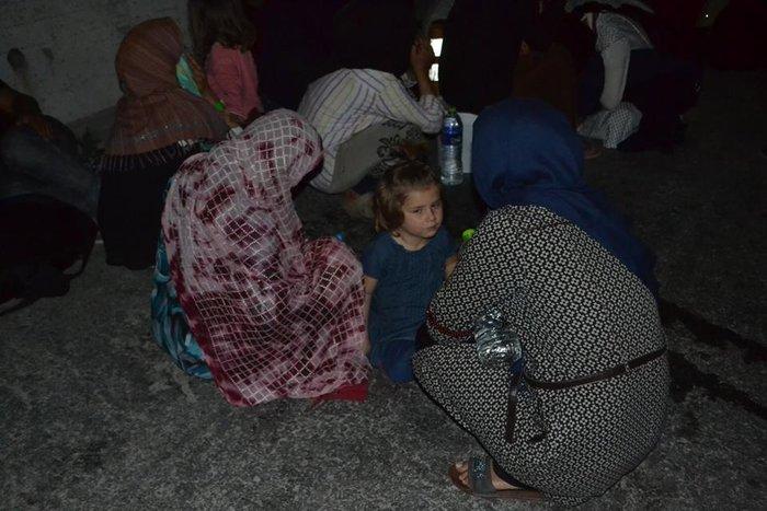 Λέσβος: Χάος στο hotspot της Μόριας μετά την εξέγερση μεταναστών