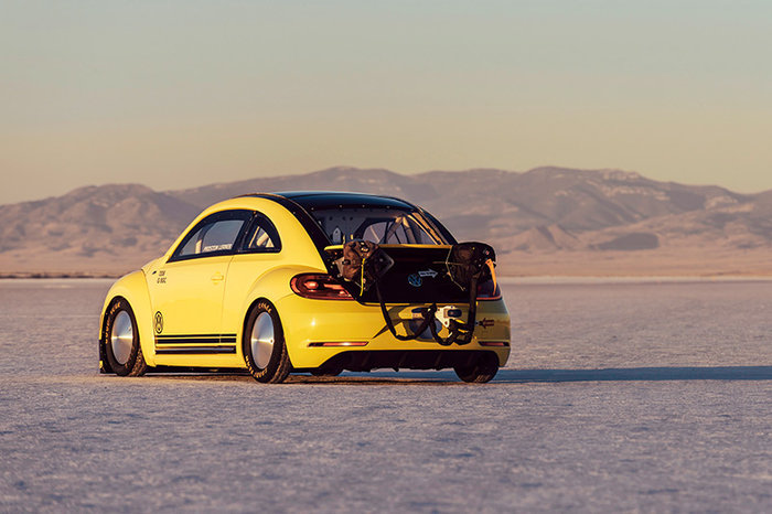 Το VW Beetle σου μπορεί να φτάσει τα 550 άλογα!