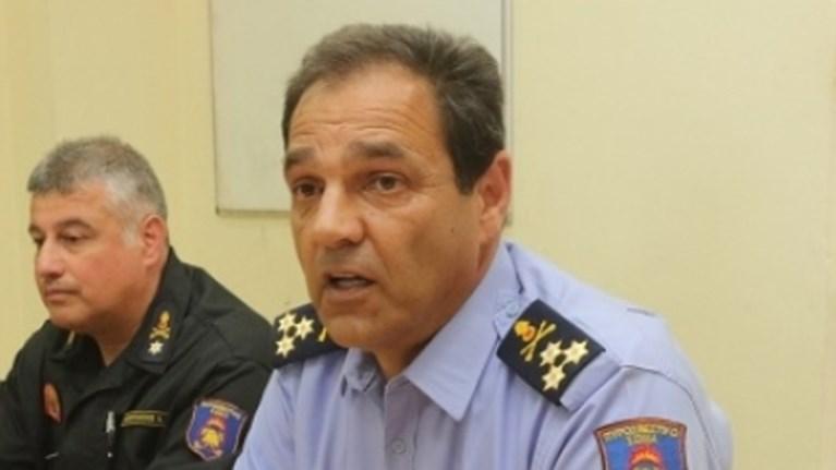 Αποτέλεσμα εικόνας για αρχηγος πυροσβεστικης