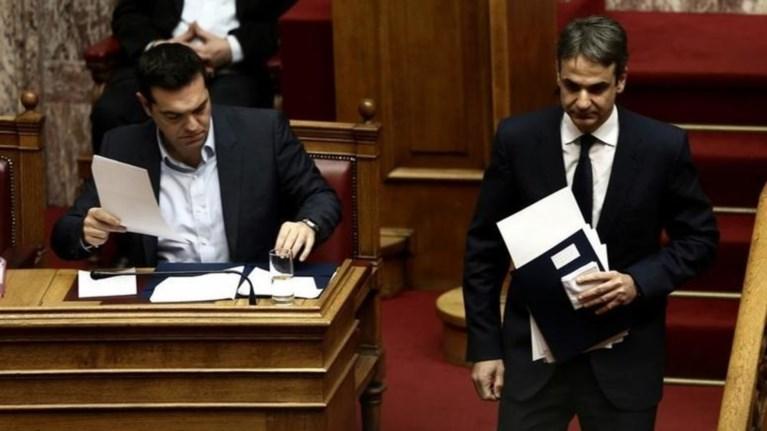 Ραγδαία φθορά του ΣΥΡΙΖΑ και μικρή άνοδος για τη ΝΔ: η εξίσωση των γκάλοπ