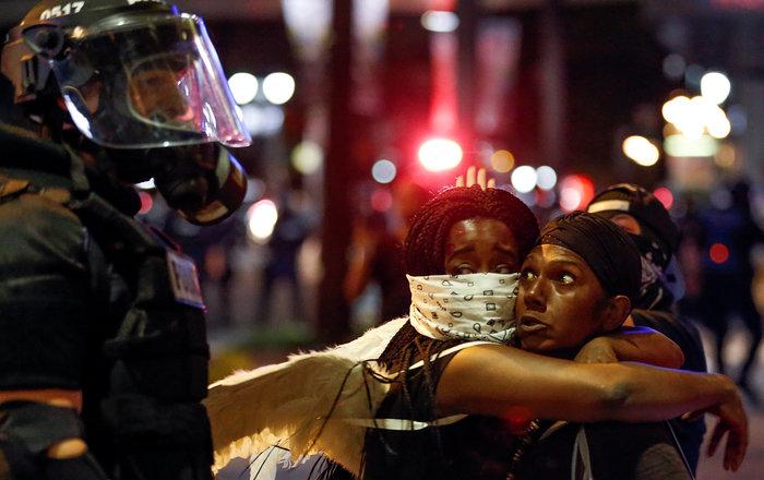 Χάος στη Βόρεια Καρολίνα μετά τον φόνο Αφροαμερικανού - εικόνα 2