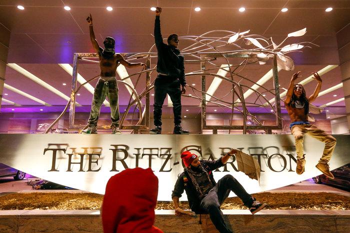 Χάος στη Βόρεια Καρολίνα μετά τον φόνο Αφροαμερικανού - εικόνα 3