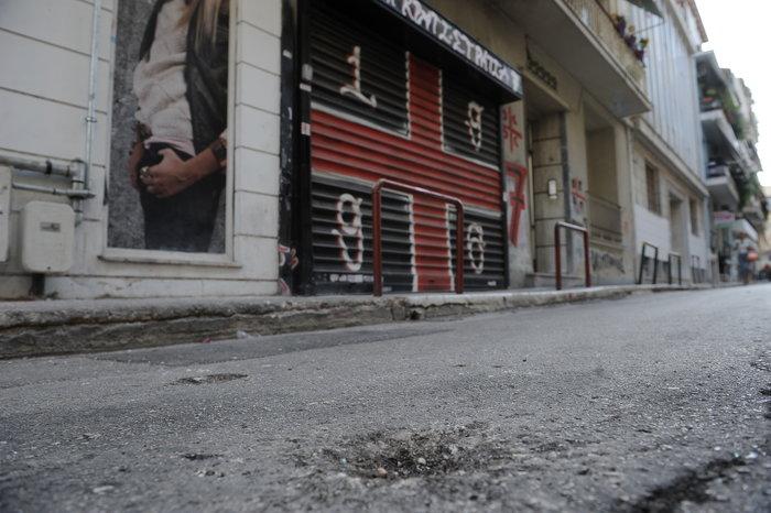 Επίθεση χούλιγκαν με χειροβομβίδα στο Παγκράτι