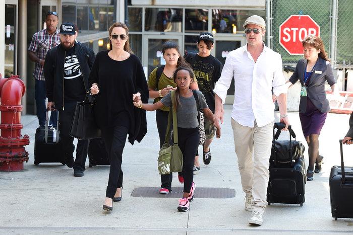 LAPD: Δεν ερευνάται ο Πιτ για κακοποίηση των παιδιών του