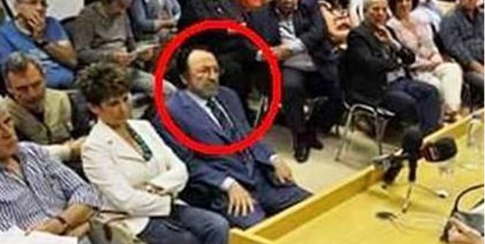 O Χρ.Καλογρίτσας παρών σε κομματική εκδήλωση του ΣΥΡΙΖΑ για τη διαπλοκή - εικόνα 2