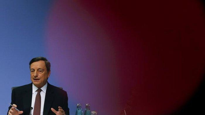 Ο επικεφαλής της Ευρωπαϊκής Κεντρικής Τράπεζας Μάριο Ντράγκι